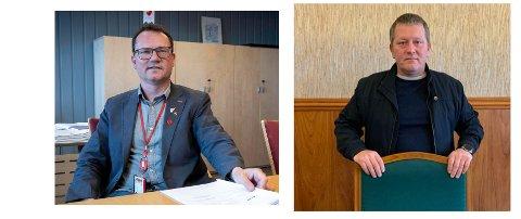 både ordfører i Nordkapp, Jan Olsen (SV) og varaordfører Tor Mikkola (SP) er bekymret for den negative befolkningsutviklingen i Nordkapp og i hele regionen.
