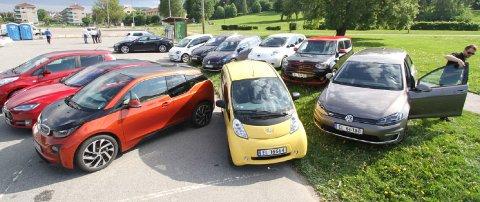 Akkurat nå finnes det over 10.000 brukte elbiler til salgs i Norge.