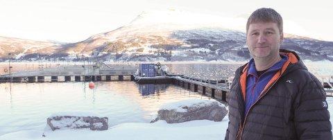 Ny standard: Tore Lundberg og Gratanglaks har sammen med Klaiva Fiskefarm satt seg som mål å gjøre Norges grundigste jobb med å involvere et lokalsamfunn i en oppdrettsetablering.
