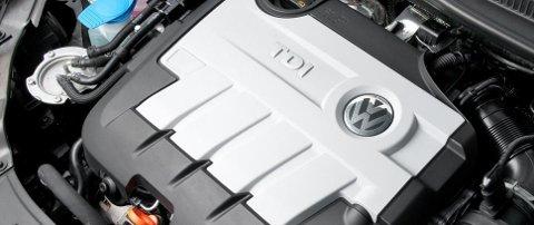DIESELTRØBBEL: Volkswagens dieselproblemer har bidratt til et hurtig skifte i markedet.