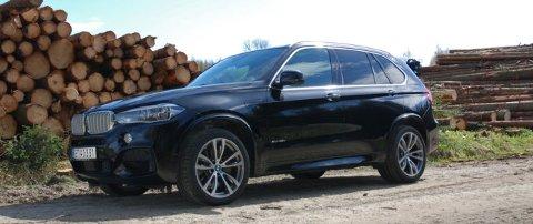 BMW X5 har fått et solid oppsving i salget etter at den kom som ladbar hybrid i Norge.