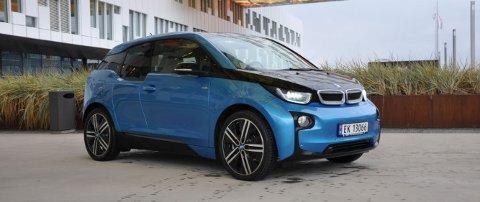 BMW i3 har vært en kjempesuksess for BMW. Den finnes i to varianter, en med rekkevidde på 190 km, og en som skal klare 312 km.