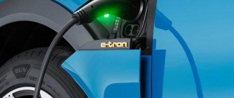 e-tron blir en svært viktig bil for Audi i årene framover.