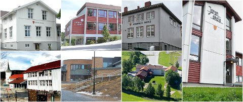 MANGLENDE VEDLIKEHOLD: Sju skoler i Gran kommune har et beregnet påkostningsbehov på 286 millioner kroner.