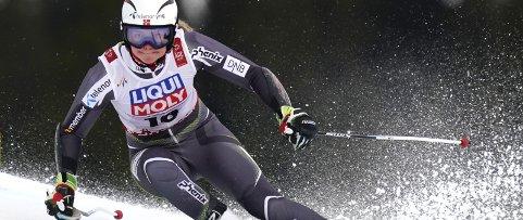 NUMMER 18: Thea Louise Stjernesund endte på 18. plass i sin første individuelle VM-start. FOTO: NTB SCANPIX