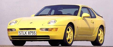 Ikke alle er like begeistret for designet på Porsche 968, men det er en fabelaktig kjøremaskin.