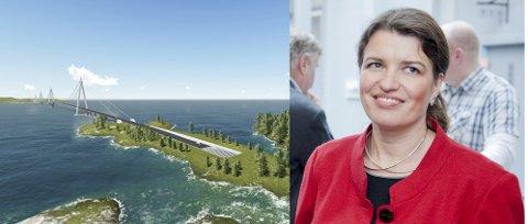 Stortingsrepresentant Liv Kari Eskeland (H) har mistet tillit til fylkespolitikerne og fylkesrådmannen, etter at de skjøv Hordfast ned i prioriteringskøen i Vestland.