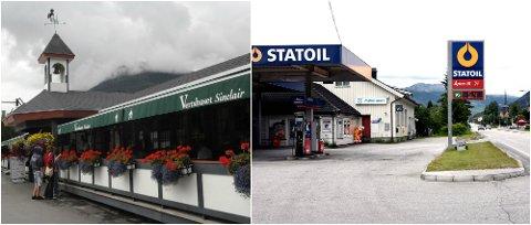 Vertshuset Sinclair og bensinstasjonen i Kvam, var de mest omtalte konkursene i sør- og midtdalen i 2017.