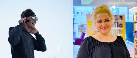 WORKSHOP: Line Merethe Rubach og Harstad bibliotek har søkt kommunen om tilskudd for å kunne arrangere workshop i livsmestring. Et av forslagene til foredragsholdere er TIX.
