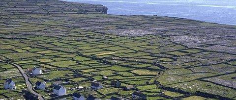 IRKS MUSIKK OG HISTORIE: Den keltiske delen av Irland er tema for historien og musikken som framføres på fyret.