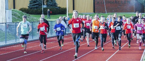 ET AKTIVT MOSJONSÅR: Askim IF friidrettsgruppe har mange tilbud denne sesongen. Blant annet blir Linnatrimmen, Askimløpet, Glavamila, Vamma opp, Sparebanklekene og Tinestafetten.         ARKIVFOTO: John Nyman