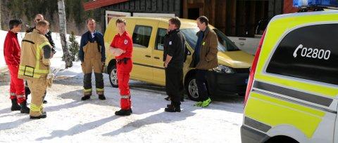 En person er bekreftet omkommet i en scooterulykke i Tinn, søndag.