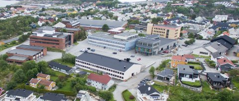 En elev er smittet ved Kristiansund videregående skole.