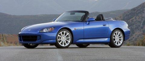 Vil du ha mer turtall enn det en Honda S2000 gir deg, anbefales en Yamaha R1.
