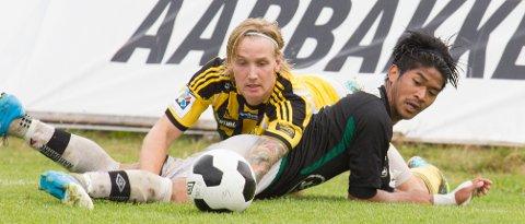 Martin Håland er på det nærmeste klar for Ålgård.