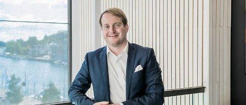 GODT ÅR: Amund Tvete Hermansen kunne smile godt etter et godt 2016.
