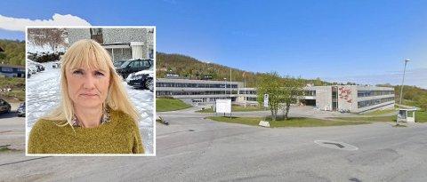 OMSIDER: Marianne Sørli ved Stangnes videregående skole gleder seg over at tiltaket nå skal vurderes.