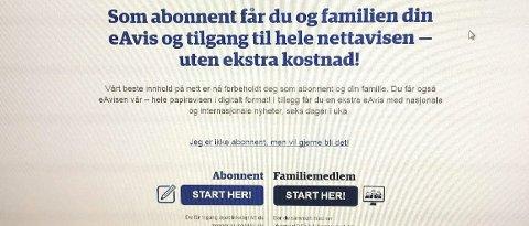 Hit skal du: Logg inn på www.indre.no/merinnhold for å registrere deg som aID-bruker.