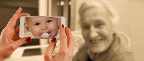 LEVEALDER: Det er til dels store forskjeller i forventet levealder for barn som blir født i Norge i dag. Gjennomsnittet i Norge er på 78,8 år for menn, og 83,1 år for kvinner. I dag presenterer vi de lokale tallene for kommunene i Buskerud. (Illustrasjon)