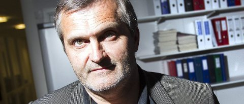 LEDER: Harald Engøy ved Felles kriminalenhet leder nå etterforskningen mot ligaen.