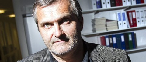 FÅ TIPS: Harald Engøy, leder for Felles kriminalenhet ved Romerike politidistrikt har få spor å gå etter i jakten på banden.