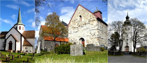 TUR: Onsdag inviteres det til rusletur fra Granavollen til Hadeland Folkemuseum. Øyvind Sørlie er turleder.