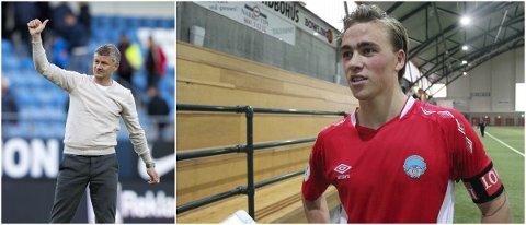 KLAR: Martin Ellingsen har skrevet under en 3-årskontrakt med Molde. Han går til Romsdals-klubben etter sesongen.