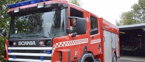 MÅ AVLYSE: Brannvesenet må avlyse åpen dag og besøk i barnehagene.