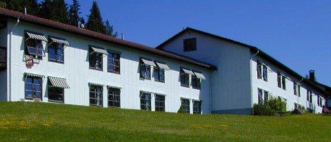 RAMMES AV LOCKOUT: Villa Skaar Jevnaker, tidligere Søster Ninas. (Arkivfoto)