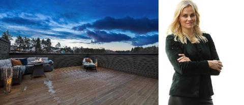 Eiendomsmegler i Notar, Laila Bergh Andersen, har stor tro på at boligmarkedet i Sarpsborg vil overleve denne krisen også. Hun maner til ro og tålmodighet.