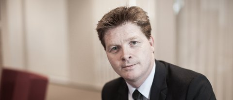 Advokat Lasse Jensen hos Deloitte Tønsberg.
