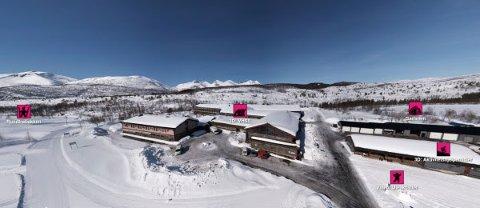 Unik mulighet: Personer som vurderer å søke om opphold på Valnesfjord helsesportssenter eller som ønsker å besøke omgivelsene, kan nå ta seg en titt på anlegget og forholdene uten å dra dit.