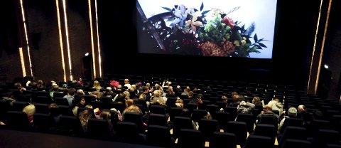 Florø Filmklubb ønskjer å gi dei eldre eit eige tilbod. Arkivfoto