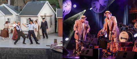 Arrangørene bak årets oppsetning i Brottet og Fredrikstadguttane prøver å lokke til seg yngre publikummere.