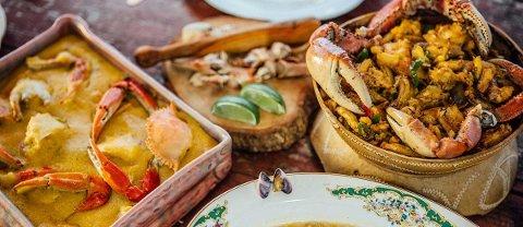 CUBAKVELD: Hamarama skal hekte seg på andre arrangementer. Første mulighet: En visnng av «Cuban Food Stories» under en latinofestival.
