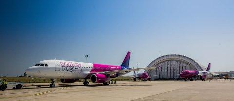 NYTT BEKJENTSKAP: Fra midten av desember kan reisende i Alta og Kirkenes velge et nytt alternativ når de skal til Oslo. Wizz Air oppretter flere ruter mellom hovedstaden og de to  byene i Finnmakrk.