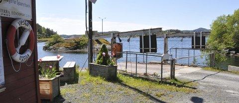 Nytt: Langøy ferjeleie vil få ny lem og heisemekanisme i høst. Arkivfoto: Per Eckholdt