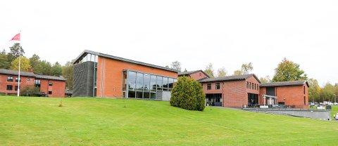 SØRMARKA: Sørmarka konferansehotell har 150 rom, møterom og spisesal.