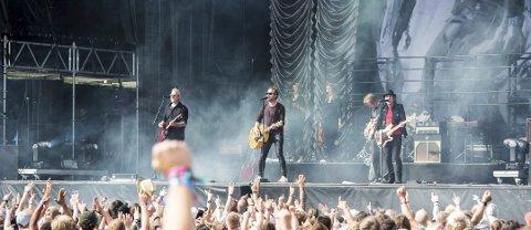 Nevlinghavn Live: CC Cowboys har publikumsrekorden i Nevlunghavn. 30. juni kommer de tilbake for å lage ny fest i Havna.
