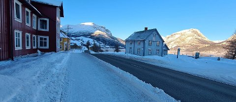 Vang kommune vil legge til rette for nye boligløsninger i sentrum. Foto:Gnist/Anne Marte Før