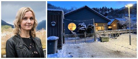 STENGT: Ei avdeling ved Hatlehaugen barnehage i Førde er stengt, og 11 barn og fem tilsette er sett i karantene, opplyser kommunalsjef for barnehage Kristine Steindal i Sunnfjord kommune.