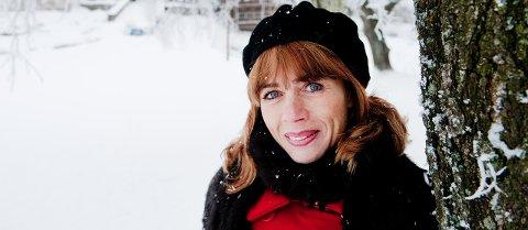 Vinterlandskap: Talina Skogseth Hansen skal produsere og har skrevet manus til en barneforestilling på Chat Noir i Oslo før jul. Scenen skal forvandles til et vinterlandskap.Arkivfoto