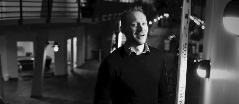 100 PROSENT ILDSJEL: Sverre Håkon Evju er 100 prosent ildsjel og jobber for å bedre Helse-Norges fremtid. Samtidig jobber han 50 prosent på Ankenes og 50 prosent som kommuneoverlege i Narvik. – Faren med 50/50 er at det fort blir 80/80. Men vi får se, sier Evju.