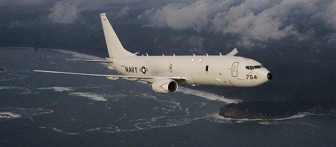 Blir nok et sjeldent syn hos oss: Forsvarets nye overvåkningsfly, Poseidon, vil bli stasjonert på Evenes.