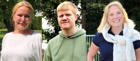 Britt Fossum (FNB) og Olav Persson Ranes (V) fra Nordstrand, samt Aina Stenersen (Frp) fra Østensjø er bare tre av de mange lokale navnene på listene til Stortingsvalget.