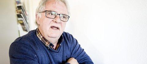 Utfordring: Anleggskonsulent Oddleif Dahlen i Akershus idrettskrets har sett på hvordan kommunesammenslåingen kan gjøres på best og mest rettferdig måte for idretten. Han er klar på at det må være likhet, uavhengig av hvilken kommune man tilhører i dag. Foto: Tom Gustavsen
