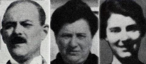 Herman, Thina og Ida Selina Bild fra Ås ble drept i dødsleiren Auschwitz-Birkenau 1. desember 1942.