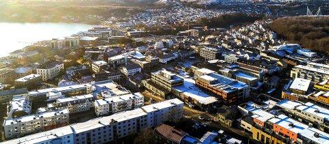 BILLIGST: Boligeiere i Larvik kan glede seg over å ha vesentlig lavere bokostnader enn for eksempel folk i Tønsberg og Horten.