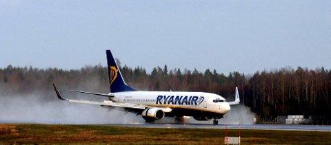Fra og med i sommer vil du ikke bli belastet ekstra om du ikke har forhåndsbetalt for insjekket bagasje hos Ryanair.