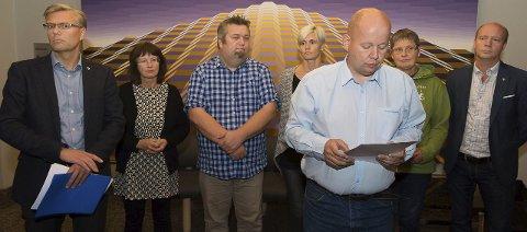 16. september var Torvils Sveen byens nye ordfører - i et døgn!